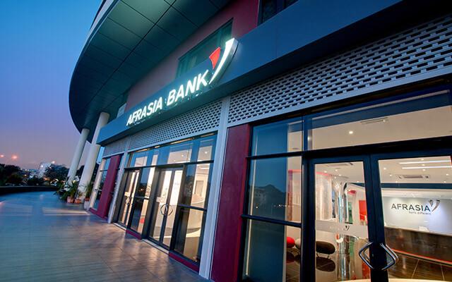 Correspondent banks - AfrAsia Bank Mauritius