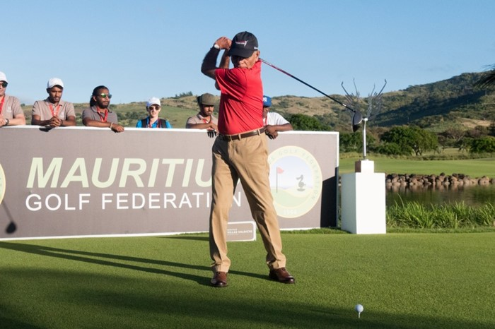 Sanjiv Bhasin, CEO, speaks with Mauritius Golf Tours in an exclusive interview