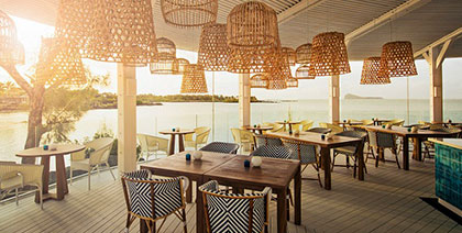Bodrum Blue at LUX* Grand Gaube
