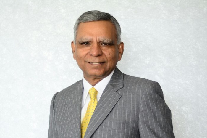 "Sanjiv Bhasin on Global Business sector: ""A new market will open up"""