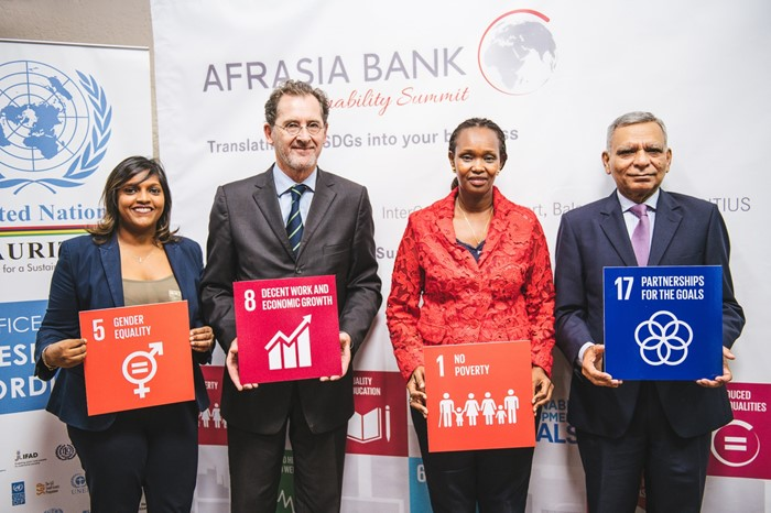 AfrAsia Bank Sustainability Summit