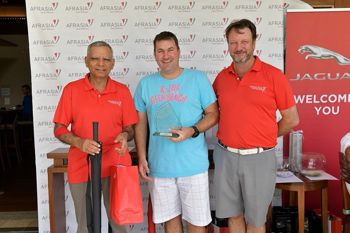 Gary Todd bags Pro-Am ticket to the AfrAsia Bank Mauritius Open 2018.