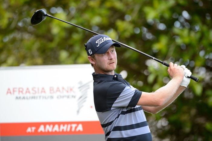 SA's Harding chasing win number five in Mauritius
