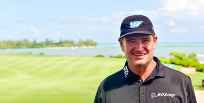 Interview with Ernie Els
