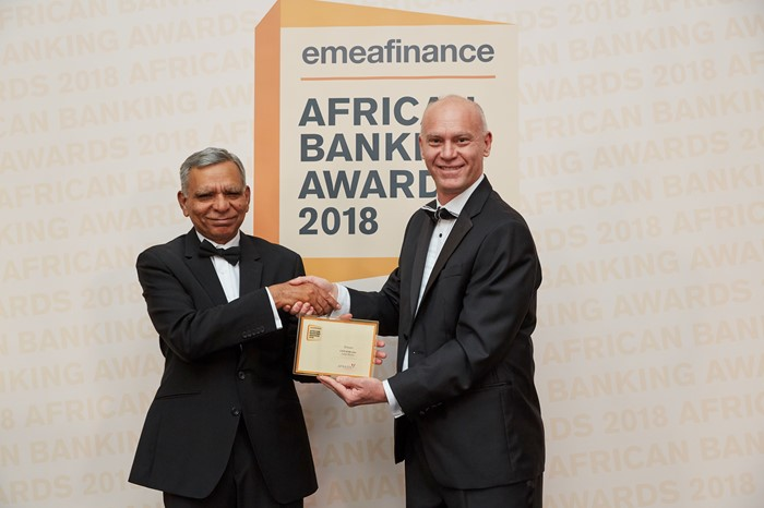 AfrAsia Bank wins 4 awards at the EMEA Finance's African Banking Awards 2018