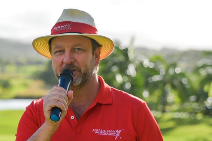 Thierry Vallet, General Manager, speaks with Mauritius Golf Tours in an exclusive interview