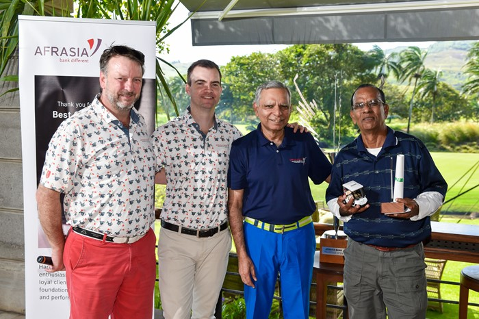 The race to the Pro-Am of the AfrAsia Bank Mauritius Open 2019 is back