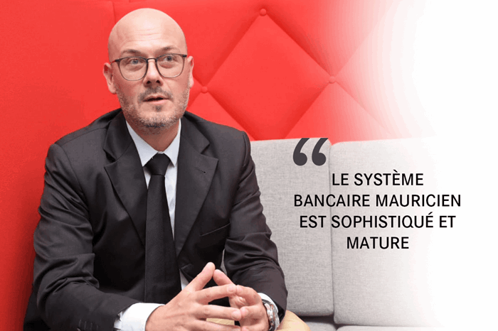 Le Défi Quotidien : Marc-Alexandre Masnin, Head of Wealth Management- International / Investment Sales, AfrAsia Bank