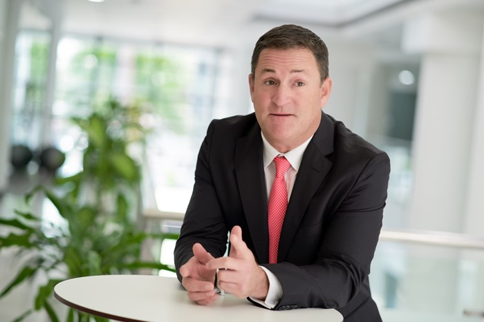 Interview with Robin Smither, Senior Executive, Head of Corporate Banking, AfrAsia Bank